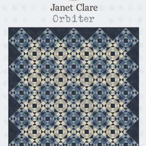 Orbiter Pattern By Janet Clare For Moda - Minimum Of 3