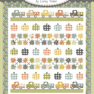 Roadside Harvest Pattern By Coriander Quilts For Moda - Minimum Of 3