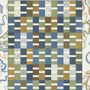 French Twist Pattern By Antler Quilt Design For Moda - Minimum Of 3