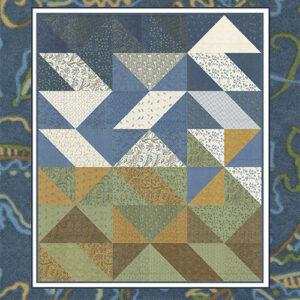 Fall Awakening Pattern By Coach House Designs For Moda - Minimum Of 3