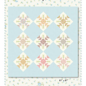Coming Home Pattern By Acorn Quilt & Gifts For Moda - Minimum Of 3