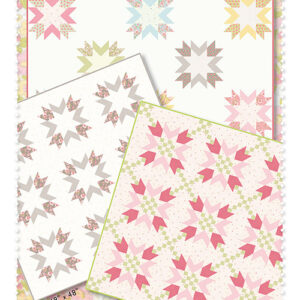 Emmie Pattern By Acorn Quilt & Gifts For Moda - Minimum Of 3