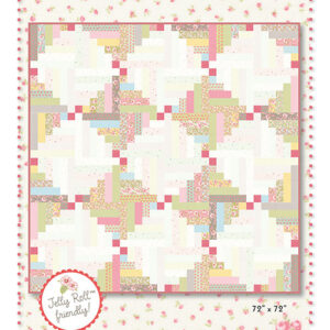 Grace Pattern By Acorn Quilt & Gifts For Moda - Minimum Of 3