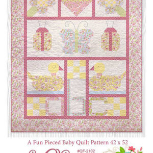Just Ducky Pattern By The Quilt Factory For Moda - Minimum Of 3