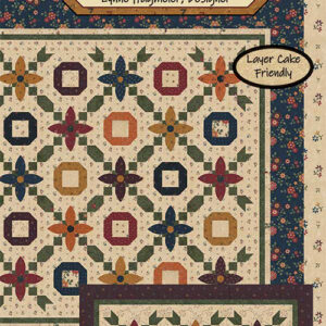 Blooms Pattern By Kansas Troubles Quilters For Moda - Minimum Of 3