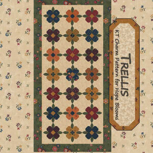 Trellis Pattern By Kansas Troubles Quilters For Moda - Minimum Of 3