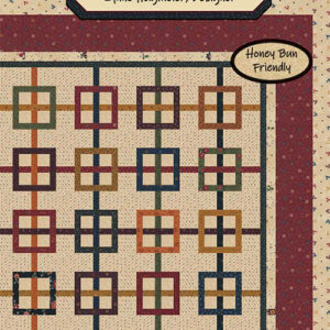 Over Under Pattern By Kansas Troubles Quilters For Moda - Minimum Of 3