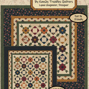 Lucy\'s Garden Pattern By Kansas Troubles Quilters For Moda - Minimum Of 3