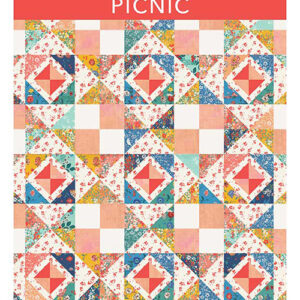 Picnic Pattern By Crystal Manning For Moda - Minimum Of 3