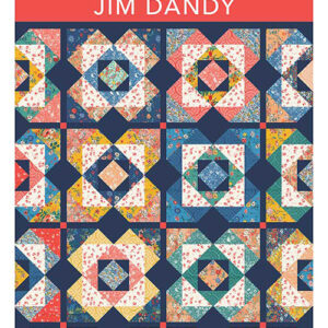Jim Dandy Pattern By Crystal Manning For Moda - Minimum Of 3