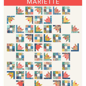 Mariette Pattern By Crystal Manning For Moda - Minimum Of 3