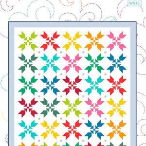 Skylark Pattern By Crystal Manning For Moda - Minimum Of 3