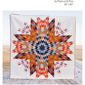 Big Sky Star Pattern By Plains And Pine For Moda - Minimum Of 3