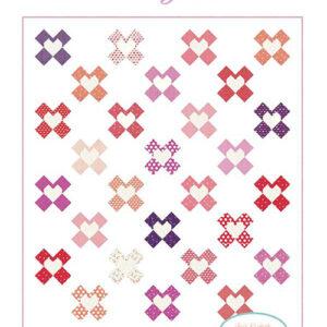 Cross My Heart Pattern By Chelsi Stratton Designs For Moda - Minimum Of 3