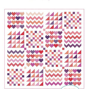 Be Mine Pattern By Chelsi Stratton Designs For Moda - Minimum Of 3