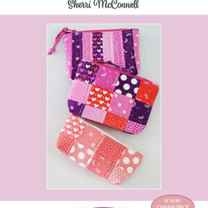 Everyday Zip Bags Pattern By Quilting Life Designs For Moda - Minimum Of 3
