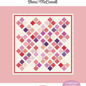 Four Square 2 Pattern By Quilting Life Designs For Moda - Minimum Of 3