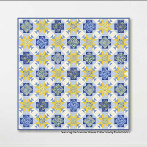 Scarlett\'s Cottage Pattern By Crabtree Arts Collective For Moda - Minimum Of 3