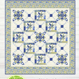 Starry Skies Pattern By Lavender Lime For Moda - Minimum Of 3