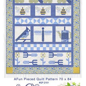 Garden Party Pattern By The Quilt Factory For Moda - Minimum Of 3