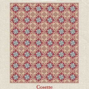 Cosette Pattern By French General For Moda - Minimum Of 3