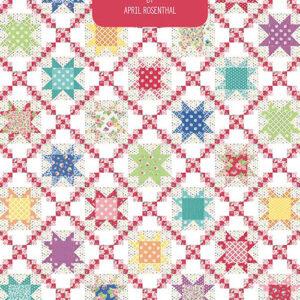 Go Getter Pattern By Prairie Grass Patterns For Moda - Minimum Of 3
