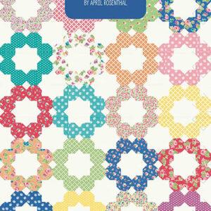 Russian Rubix Pattern By Prairie Grass Patterns For Moda - Minimum Of 3