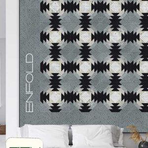 Enfold Pattern By Zen Chic For Moda - Minimum Of 3