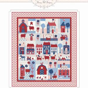 Prairie Days Bom/9 Patterns By Bunny Hill Designs For Moda