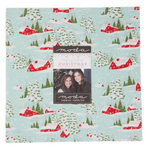 Merry Little Christmas Layer Cakes By Moda - Packs Of 4