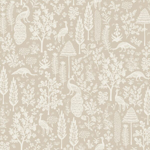 Camont By Rifle Paper Co. For Cotton + Steel - Khaki