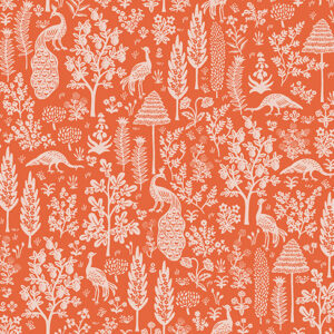 Camont By Rifle Paper Co. For Cotton + Steel - Orange