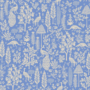 Camont By Rifle Paper Co. For Cotton + Steel - Blue