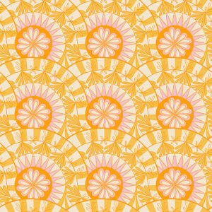 Camellia By Melody Miller Of Ruby Star Society For Moda - Bananas