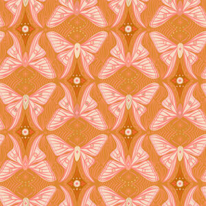Camellia By Melody Miller Of Ruby Star Society For Moda - Caramel