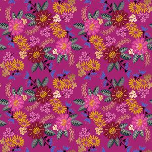 Reign By Rashida Coleman-Hale Of Ruby Star Society For Moda - Berry