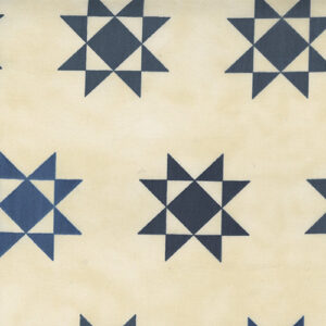 """Starlight Gatherings 108"""" Quiltback By Primitive Gatherings For Moda - Porcelain"""