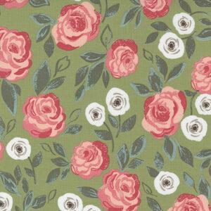 Love Note By Lella Boutique For Moda - Grass