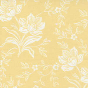 Fresh Fig Favorites By Fig Tree & Co. For Moda - Yellow