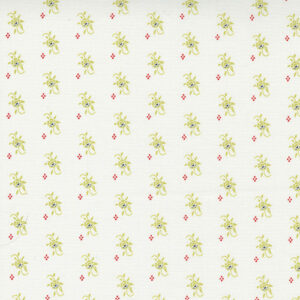 Fresh Fig Favorites By Fig Tree & Co. For Moda - Ivory - Green