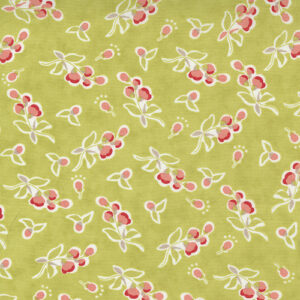 Fresh Fig Favorites By Fig Tree & Co. For Moda - Green