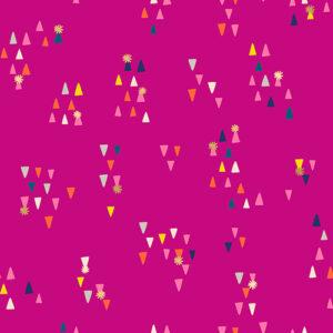 Birthday By Sarah Watts Of Ruby Star Society For Moda - Berry