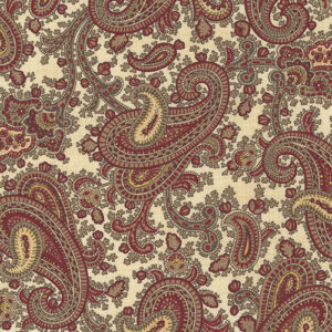 Mary Ann\'s Gift 1850-1880 By Betsy Chutchian For Moda - Biscuit