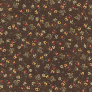 Mary Ann\'s Gift 1850-1880 By Betsy Chutchian For Moda - Saddle