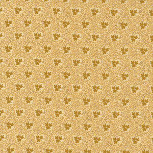 Mary Ann\'s Gift 1850-1880 By Betsy Chutchian For Moda - Butter