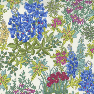 Wildflowers By Moda - Cloud