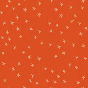 Starry By Alexia Abegg Of Ruby Star Society For Moda - Warm Red