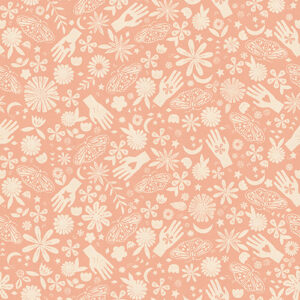 """Moonglow 108"""" Quiltback By Ruby Star Society For Moda - Dahlia"""