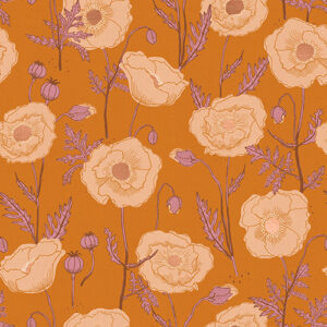 Unruly Nature By Jen Hewett Of Ruby Star Society For Moda - Icelandic Poppies