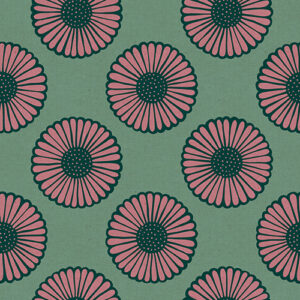 Unruly Nature By Jen Hewett Of Ruby Star Society For Moda - Canvas - Soft Aqua